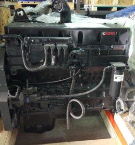 Двигатель Cummins QSM11 375 л.с.