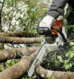 Удаление Деревьев.Благоустройство