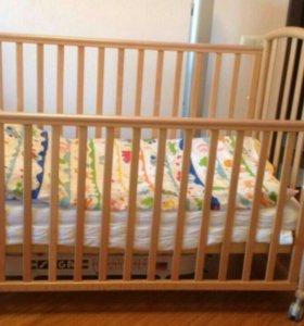 Детская кроватка Pali (Италия)