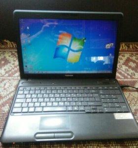 Хороший ноутбук Toshiba. Intel Core i5.