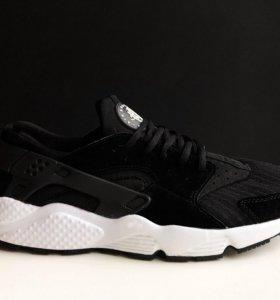 Кроссовки Nike Huarache Black