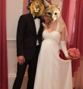 Продам авторское свадебное платье