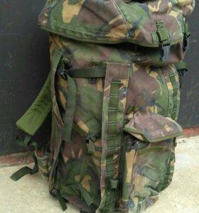 Бельгийский (армейский) рюкзак