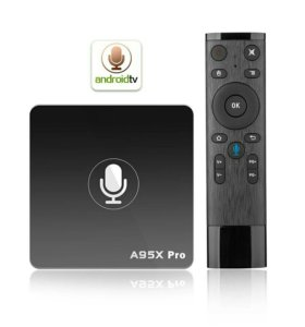 A95X PRO смарт tv box android 7