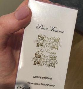 Парфюмерная вода из Duty Free Франция