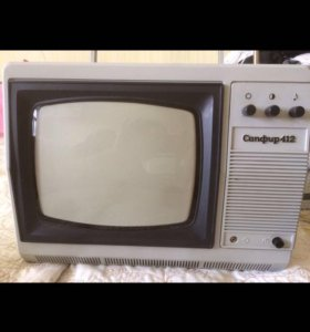 Телевизор Сапфир 412