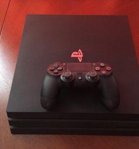 Игровая приставка Play Station 4 pro (PS4 pro)