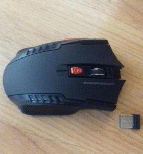 Игровая беспроводная мышь новая