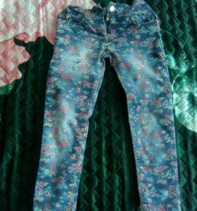 Детские джинсы для девочек