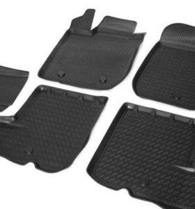 Новые коврики Renault Sandero