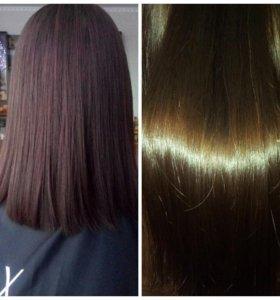 Ботокс Кератин для волос