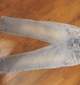 Вещи для девочки пакетом одежда 92