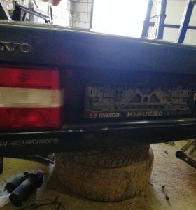 Крышка багажника volvo 940