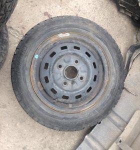 Matiz/Spark/QQ запаска/колесо запасное