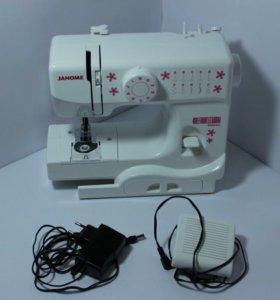 Новая швейная машинка Janome Sew Mini Deluxe