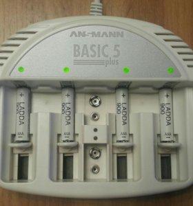 Зарядное устройство Ansmann Basic 5 plus
