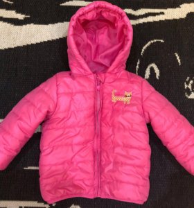 Демисезонная куртка для девочки «Modis»