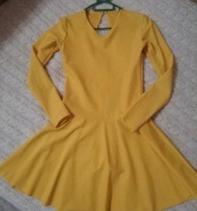 Тренировочное платье