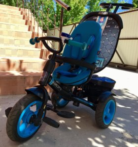 Велосипед детский трехколесныйLexus trike