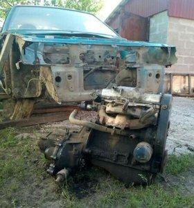 Двигатель, запчасти на 21099