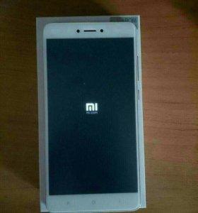 Смартфон Телефон Xiaomi Redmi Note 4x 4gb/64gb