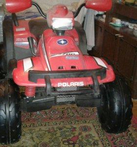 Polaris Квадроцикл аккумулятор