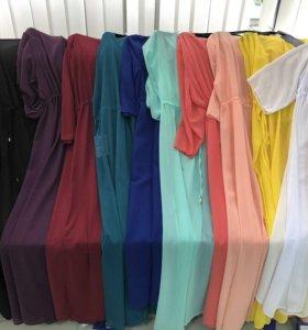 Пляжный халат-туника