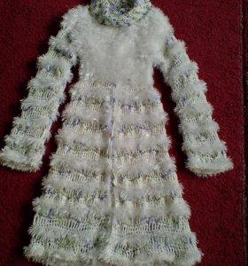 Продам теплую тунику- платье