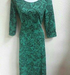 Платье (НОВОЕ) р 50