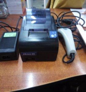 Фискальник и сканер