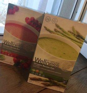 Супы Wellness