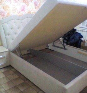 Мебель мягкая и корпусная.