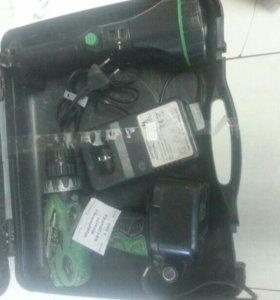 Шуруповерт Hitachi DS 12DVFE3
