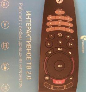 Интерактивное ТВ 2.0 от Ростелеком