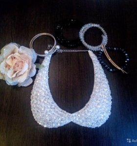 Ожерелье воротник на прокат