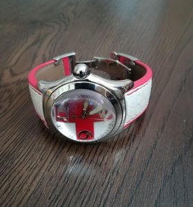 Corum bubble Red Cross LE 2002
