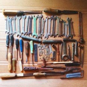 Набор ключей инструментов