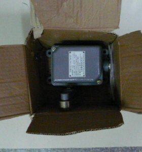 Концевой выключатель LX33-11 IP44 380B 10A