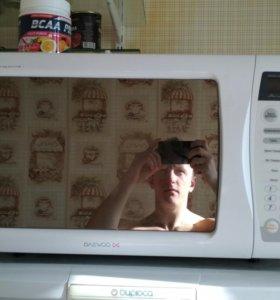 Микроволновая печь Daewoo 1000 Вт Гриль Конвекция