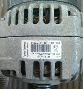 Генератор 95А для УМЗ 4216