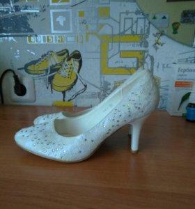 Туфли ( свадебные)