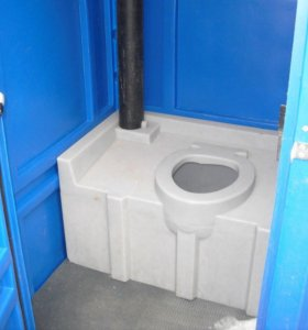 кабинка туалета