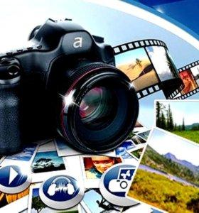 Видеоролики, слайд-шоу, реклама
