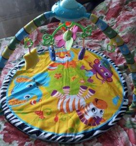 Розвивающий коврик для детей