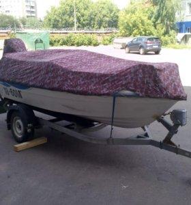 Продам катер TERHI4110 полный комплект