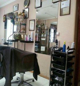 Аренда кресла парикмахерам и маникюристам