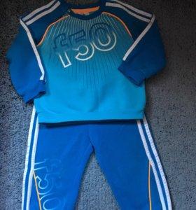 Спортивный костюм adidas 9-12мес