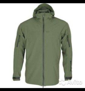 Куртка демисезонная SoftShell