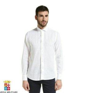 Marina Militare (Италия) льняные рубашки XL-XXXL