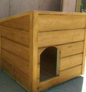 Будка для собаки маленьких пород собак